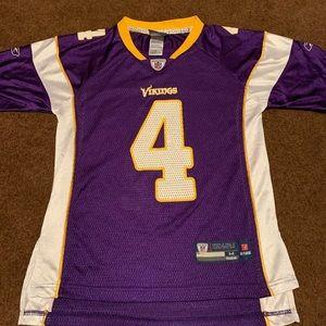 Medium 10-12 Vikings jersey